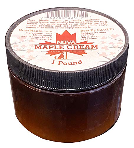 Nova Maple Cream