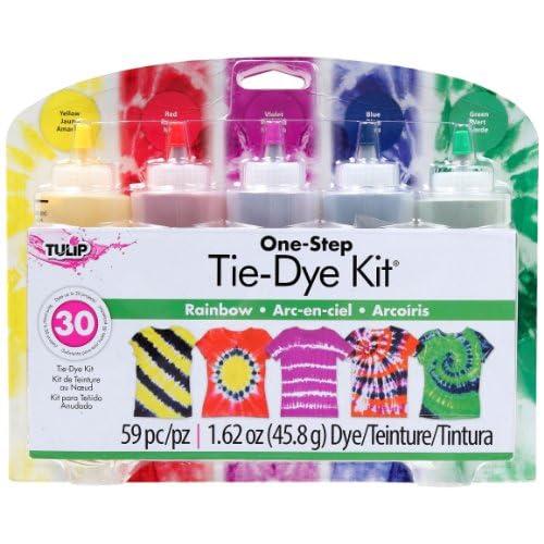 I Love To Create Tulip One-Step Tie-Dye Kit-Rainbow