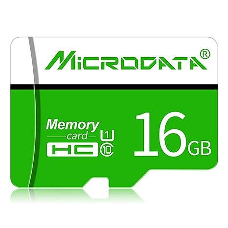 Tarjeta de memoria 8GB 16GB 32 GB 64 GB 128 Gbmicro Tasa de ...