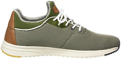 Marc O'Polo 70223713501610 Sneaker - Zapatillas Hombre verde (caqui)