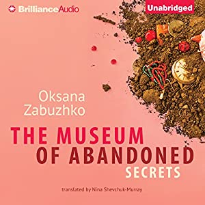 The Museum of Abandoned Secrets Audiobook