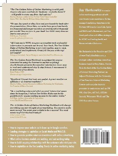 The-Ten-Golden-Rules-Of-Online-Marketing-Workbook