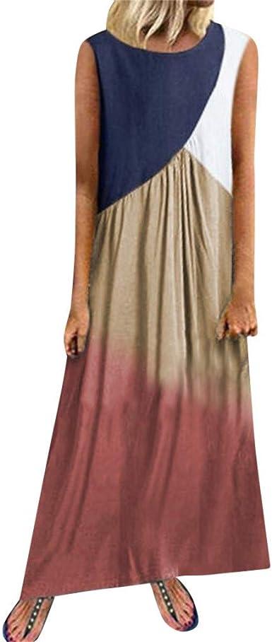 Aini Vestidos Mujer Casual Verano 2019 Falda De Playa Falda Larga ...
