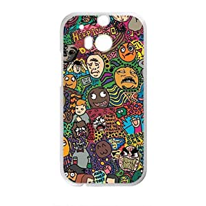 Creative Cartoon Bestselling Hot Seller High Quality Case Cove Hard Case For HTC M8
