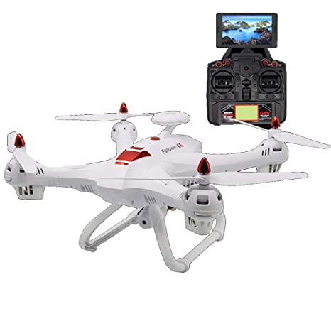 Drone RC,1280*720 Cámara WiFi FPV HD, Estructura Permeable al ...