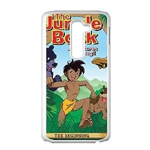 LG G2 phone case White Jungle Book VFR4422184