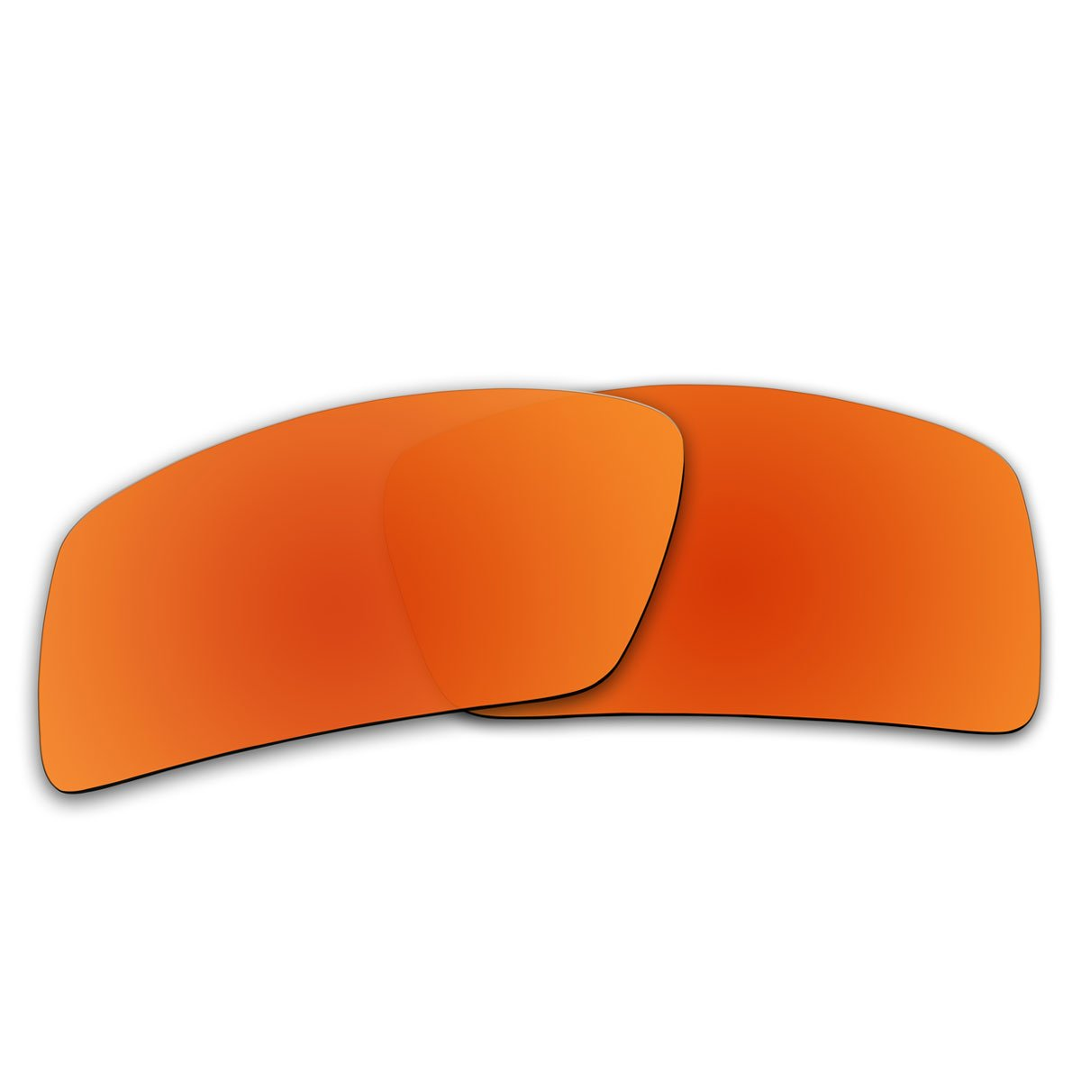 93b7a2282a8 Amazon.com  ACOMPATIBLE Replacement Lenses for Oakley Eyepatch 2 Sunglasses  OO9136 (Fire Red - Polarized)  Home Improvement