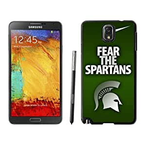 Best Designer Samsung Galaxy Note 3 Case Ncaa Big Ten Conference Michigan State Spartans 12 Coolest Custom Made Phone Cases wangjiang maoyi