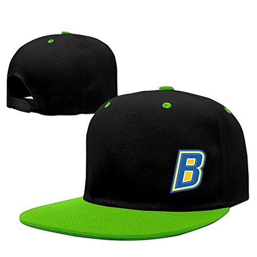 aw-csu-bakersfield-roadrunners-alternate-logo-kellygreen-adjustable-snapbacks-hip-hop-music-caps