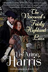 The Viscount's Feisty Highland Lass (Daring Damsels) Paperback