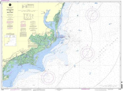 (NOAA Chart 11531: Winyah Bay to Bulls Bay)