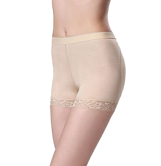 ZKOO Bragas Faja Reductora Body Moldeador Bragas Control Fuerte con Almohadillas Levanta Glúteos Shaper Panty: Amazon.es: Ropa y accesorios