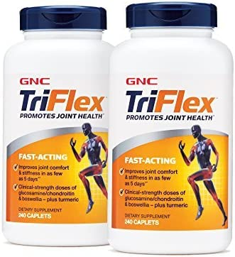 GNC TriFlex Fast-Acting 2 Pack
