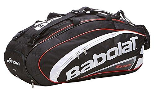 Babolat Turniertaschen Competition Bag Team Line, Schwarz, 79 x 40 x 37 cm, 86 Liter, 752022-144