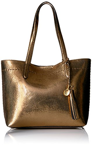 Cole Haan Purse - Cole Haan Payson Small Tote, Bronze