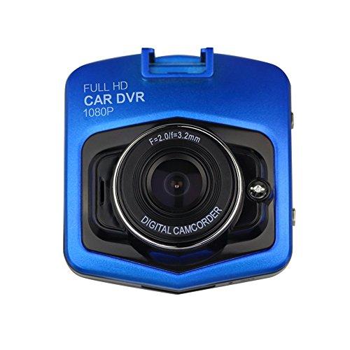 RANDER Full HD 1080P Car DVR Vehicle HD Dash Camera Night Vision Cam Recorder with G-sensor,Parking Monitor,Motion Detection,Loop Recording