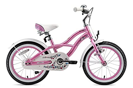 bikestar sehr leichtes kinderfahrrad f r m dchen ab 4 5. Black Bedroom Furniture Sets. Home Design Ideas