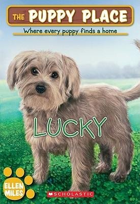 [ Lucky (Puppy Place (Quality) #16) ] By Miles, Ellen ( Author ) [ 2010 ) [ Paperback ] (The Puppy Place Lucky)