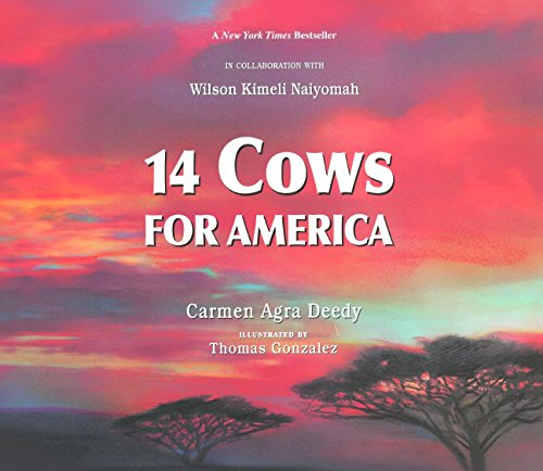 Read Online 14 Cows For America (Turtleback School & Library Binding Edition) pdf epub
