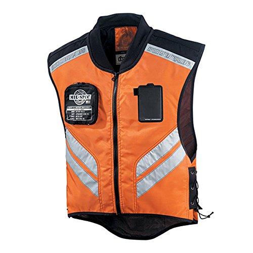 ICON Mens Mil-Spec Orange Vest XL-3XL