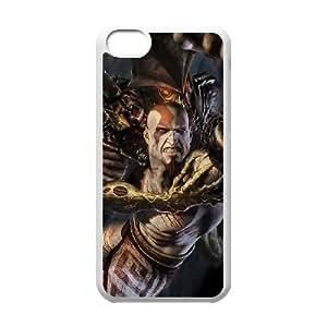 iphone5c White phone case god of war 3 Birthday gift Best Xmas Gift for Boy QBI4372802