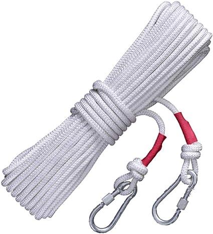 GYKFY Cuerda de Escalada al Aire Libre Cuerda de Rappel ...