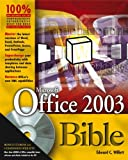 Office 2003 Bible, Edward C. Willett, 0764539493