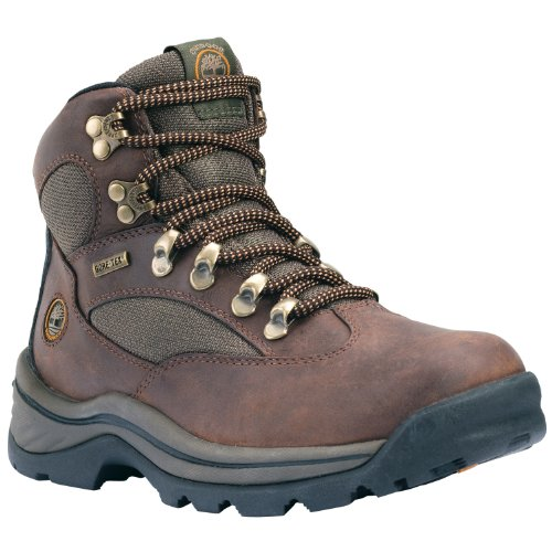 Timberland Women's Chocorua Trail Boot,Brown,9 (Brown Leather Hiking Boots)