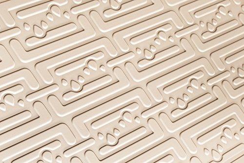 Xtreme Mats Under Sink Kitchen Cabinet Mat, 30 5/8 x 21 7/8, Beige - smallkitchenideas.us