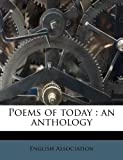 Poems of Today, , 1179994280