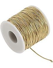 Morex Ribbon Stretch Metallic Cord Polyester Holiday Ribbon