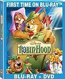 Robin Hood: 40th Anniversary Edition [Blu-ray + DVD] (Bilingual)