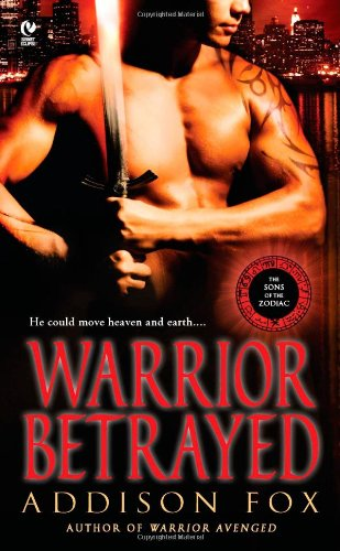 book cover of Warrior Betrayed