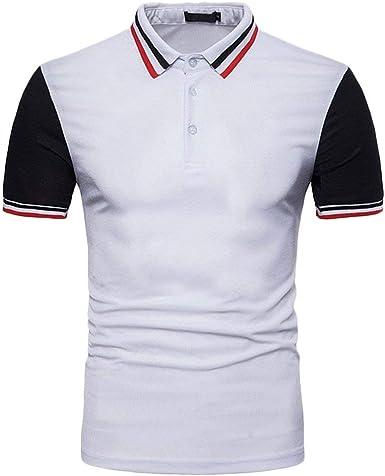 Camisa De Algodón De Los Hombres del Polo Camisa De Polo Clásico ...