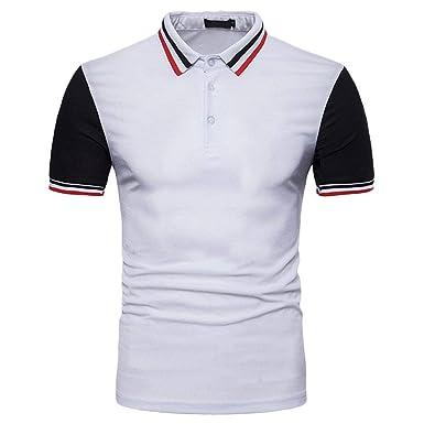 BoBoLily Camisa De Algodón De Los Hombres del Polo Camisa De Polo ...