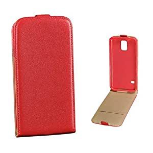 Mobility Gear MG-CASE-KF4SG92R - Funda slim flexible para Samsung Galaxy S6 G920, color rojo