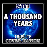 A Thousand Years (Tribute To Christina Perri) Performed By Cover Nation - Single