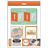 Jet Set Albums Made Easy Journaling Cards - We R