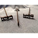 Personalized Miniature Steak Branding Iron by Sloan Brands