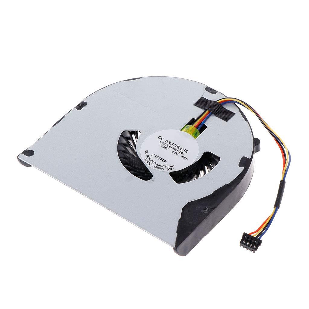 15.6 M495 Version 2 E49 GE L/üfter//K/ühler Fan kompatibel mit Lenovo B480 B590 B480A B590 B490