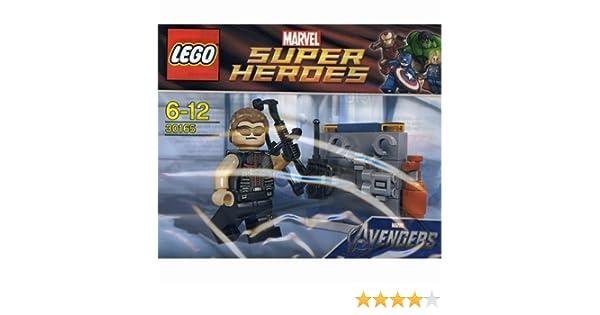 LEGO Super Heroes: Hawkeye Con Equipment Establecer 30165 (Bolsas)