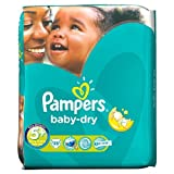 Pampers Baby Dry Size 5+ Essential Pack 35 per pack by Pampers