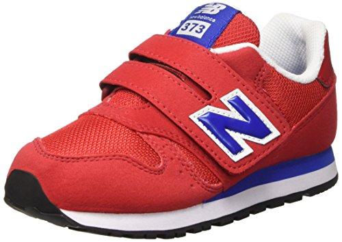 New Balance Nbkv373rdp - Zapatillas Unisex Niños Rojo (Red)