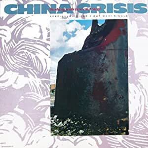 China Crisis - Working With Fire And Steel - Warner Bros. Records