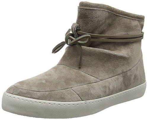 Hub Damen Queen N30 Hohe Sneakers, Grau (Dark Taupe 029), 37 EU