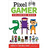 img - for Pixel Gamer Coloring Book: Perfectly Portable Pages (On the Go) by Dmitrii Vlasov (2015-09-01) book / textbook / text book