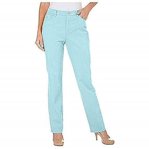 8cf20a7c57a Gloria Vanderbilt Women s Plus Size Amanda Classic Tapered Jean at ...