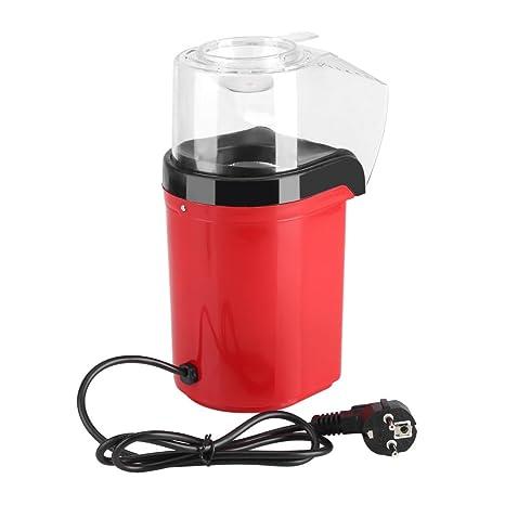 Asixx Palomitero, Mini Eléctrica Máquina de Palomitas Popcorn Maker para 50 ~ 100 Gramos Adecuado