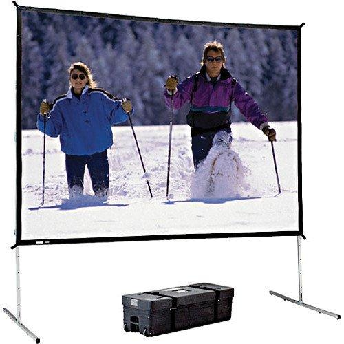 Fast Fold Deluxe Screen System - Da-Lite Fast-Fold Deluxe Screen System HDTV Format (88609KHD)