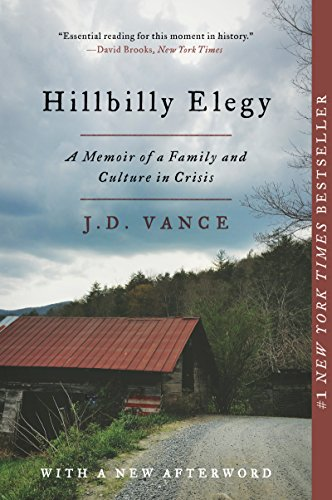 Which is the best hillbilly elegy by j.d. vance?